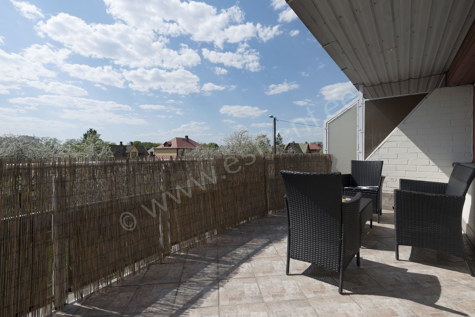 Superior A Row House Apartment With SAUNA For 8 Persons In The Beach Area Of Pärnu.  10 Min Walking Distance To The Beach. Within Walking Distance Are Also Water  Park ...